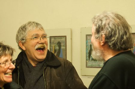 Kiállításmegnyitó a Kapos ART Kortárs Galériában