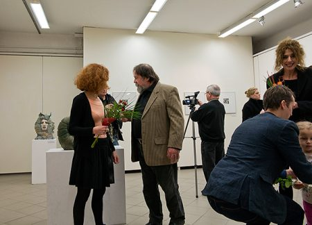 Ők - Stössel Nánda és Lőrincz Róbert közös kiállítása