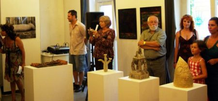 Kapos ART és Bath Society of Artists