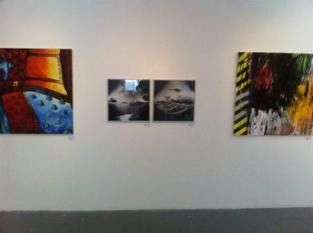 Kapos Art kiállítása Bath (Anglia)