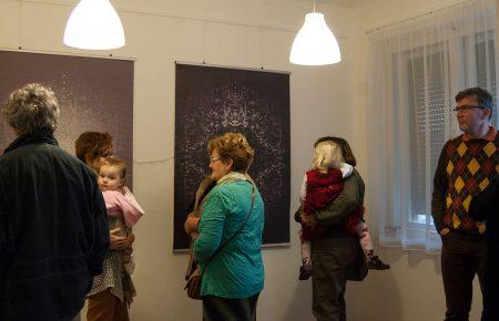 Karácsonyi közgyűlés és Kiállításmegnyitó