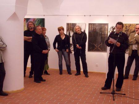 Kiállítás az Érdi Városi Galériában