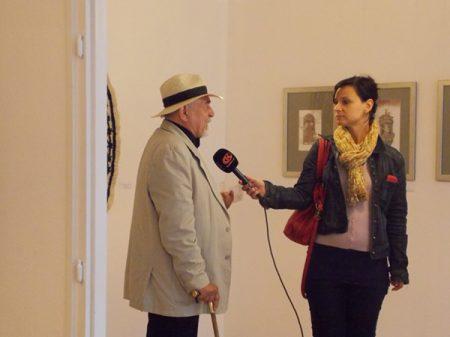 Mocsári Mária és Vén Zoltán kiállítása