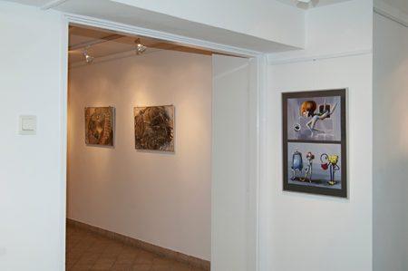 Új generáció - Újpest Galéria, Budapest 2016