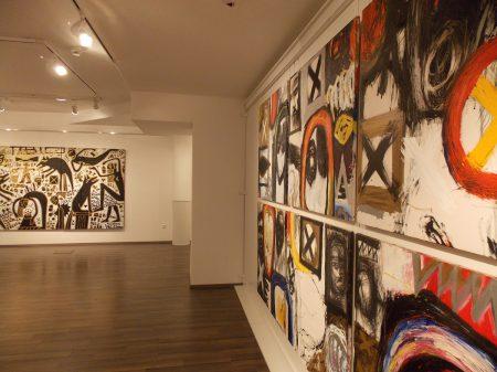 Vörös András kiállítása Kaposváron a Vaszary Képtárban!