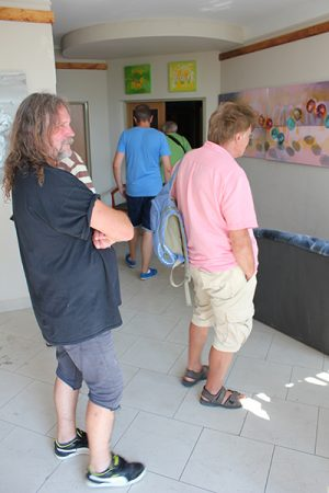 XVI. Nemzetközi Művésztelep Dunaszerdahelyen